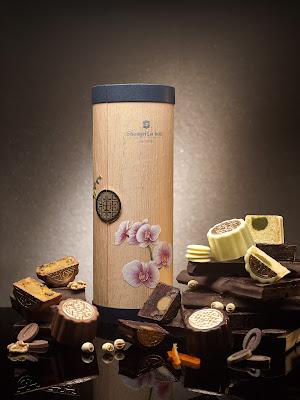 巧克力三重奏