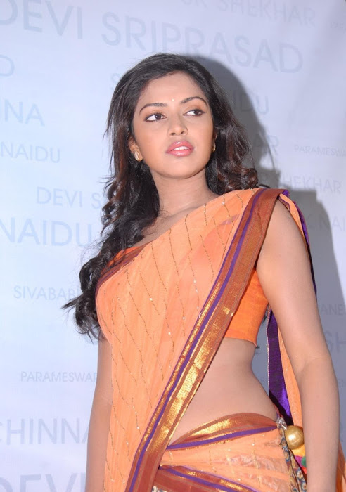 Amala Paul Saree Hot Photos