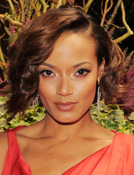 Selita Ebanks Sexy Summer Hairstyles