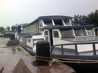 Kapal Fery Reguler Pulau Tidung