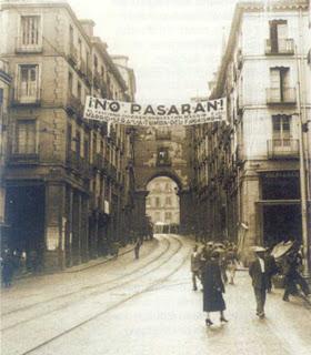 Jose antonio bru blog santiago carrillo y paracuellos del jarama la junta de defensa de madrid - Calle santiago madrid ...