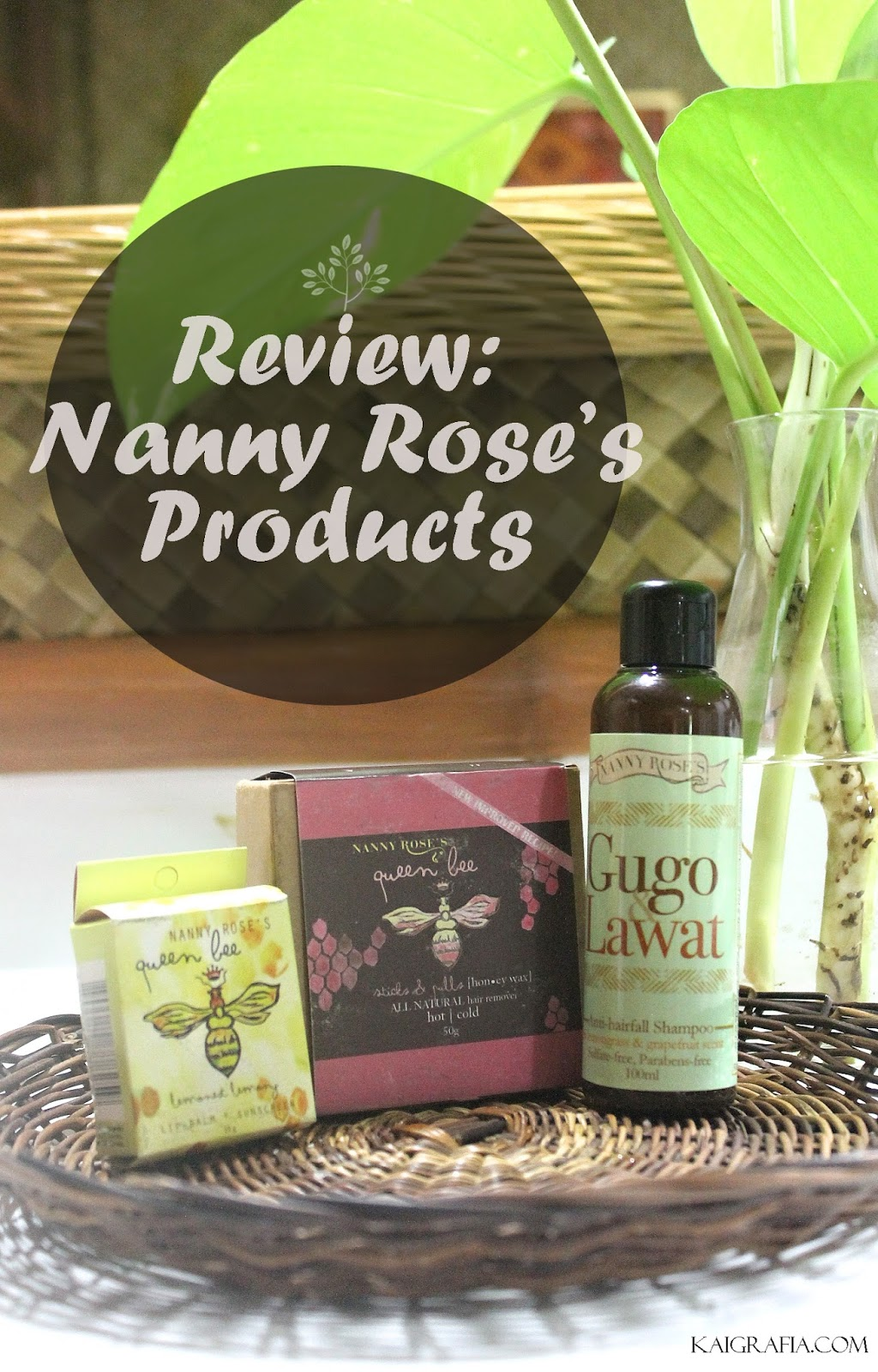 Nanny Rose All Natural Products Review