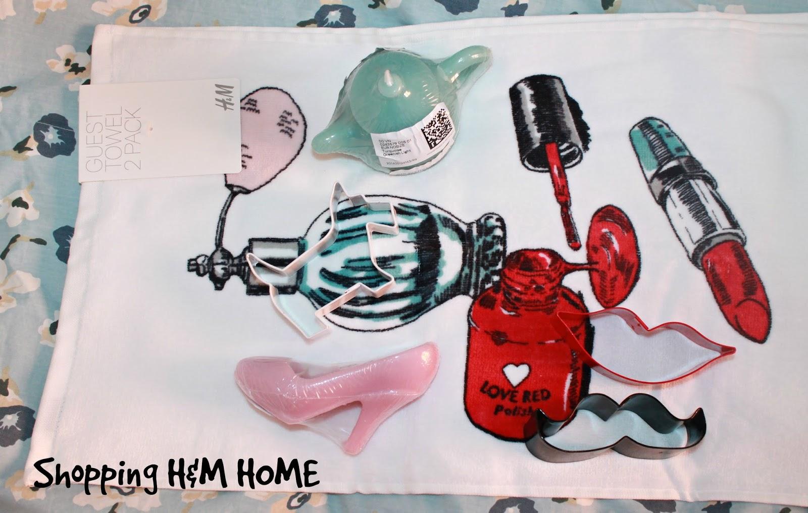 h&m home spedisce in italia