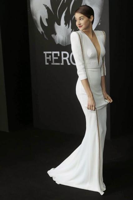 Shailene Woodley: Divergent Berlin Premiere