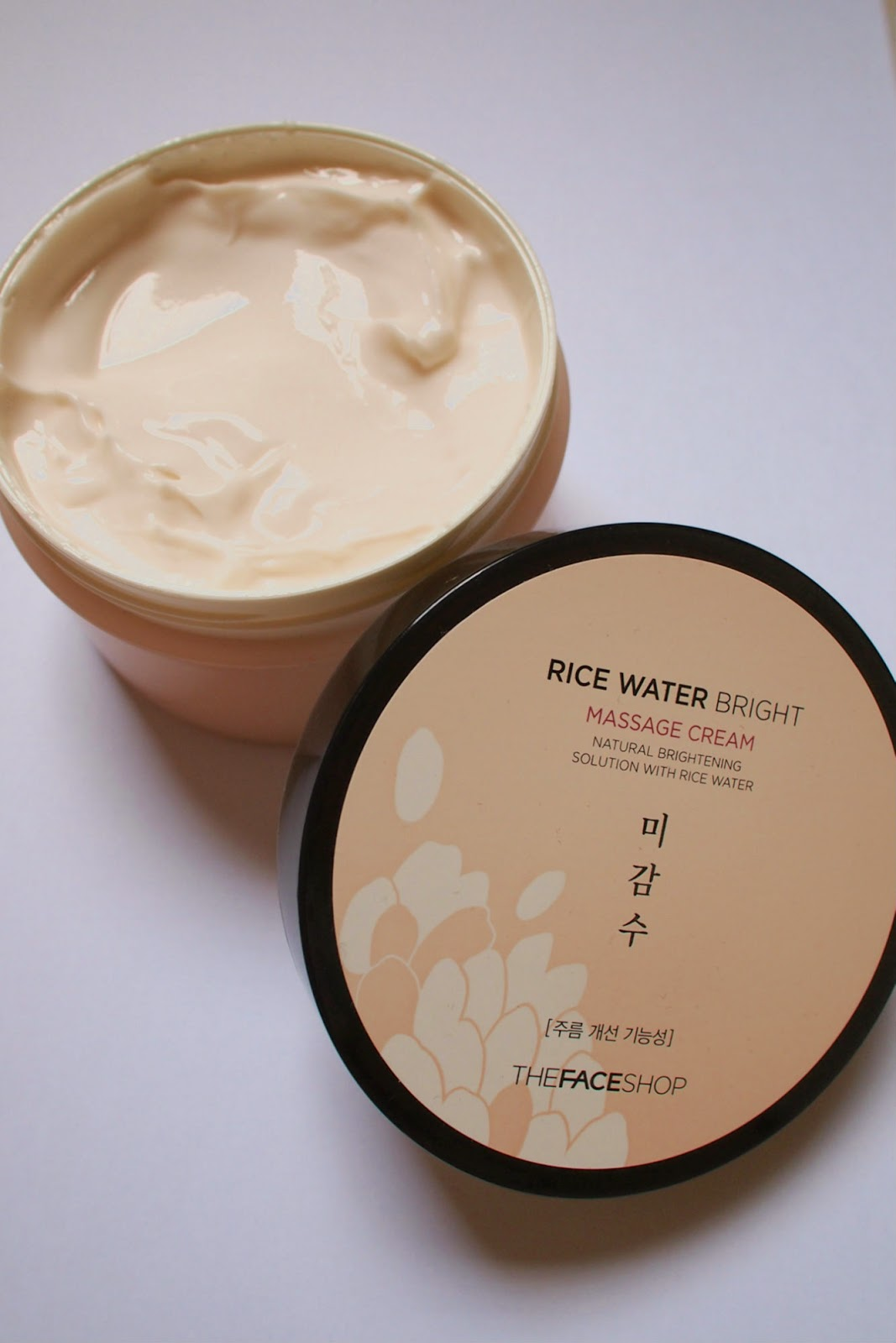 face bright cream