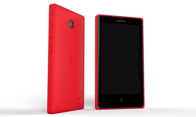 Nokia X alleged image