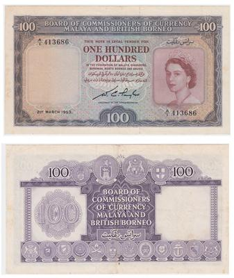 Queen 100 dollars