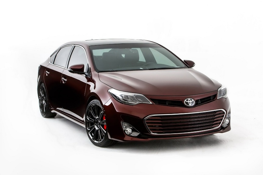 Toyota Avalon Brand New Car 2013 ~ Wallpapers Universe