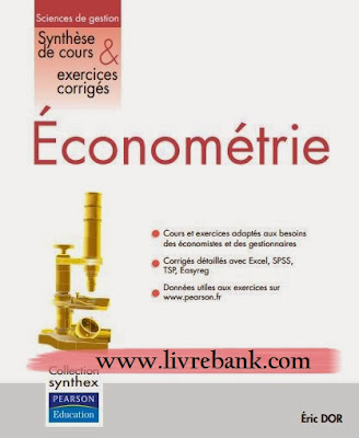 Telecharger le livre Econmétrie