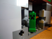 It's Minecraft Lego