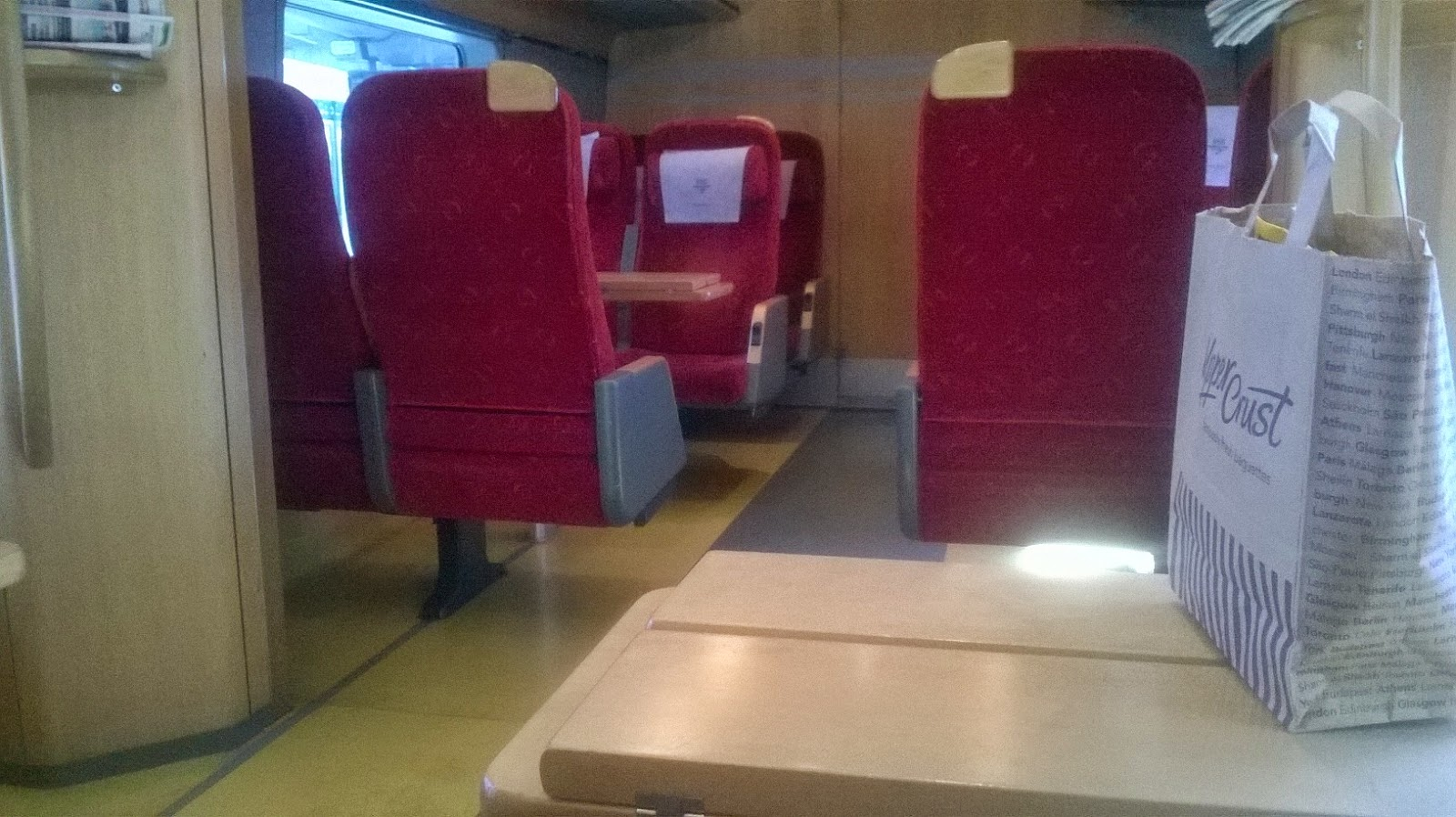 train from oslo to gothenburg