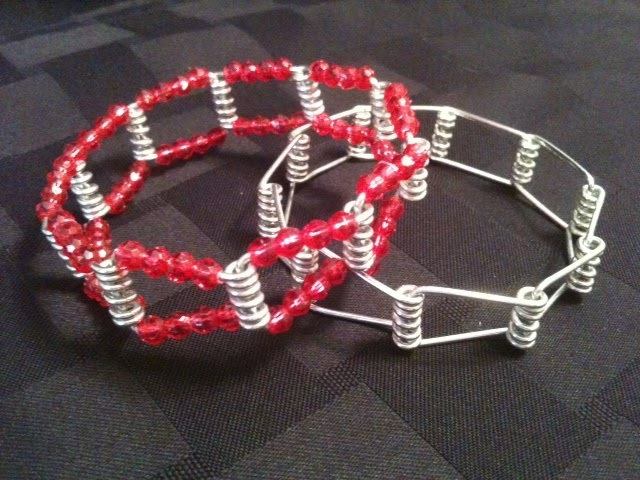 Crafty soccer mom clothespin bracelet for Mini clothespin craft ideas