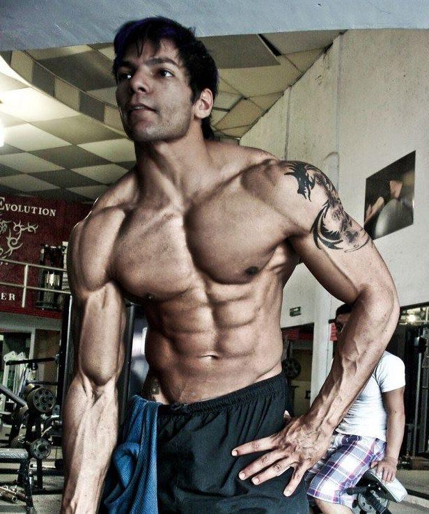 Musclemania march 2012 - Luis guerrero ...