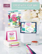 Stampin' Up! 2017 - 2018 Catalogue