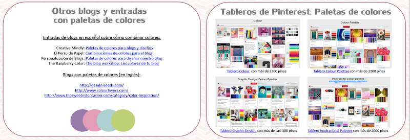 Ebook Paletas de colores