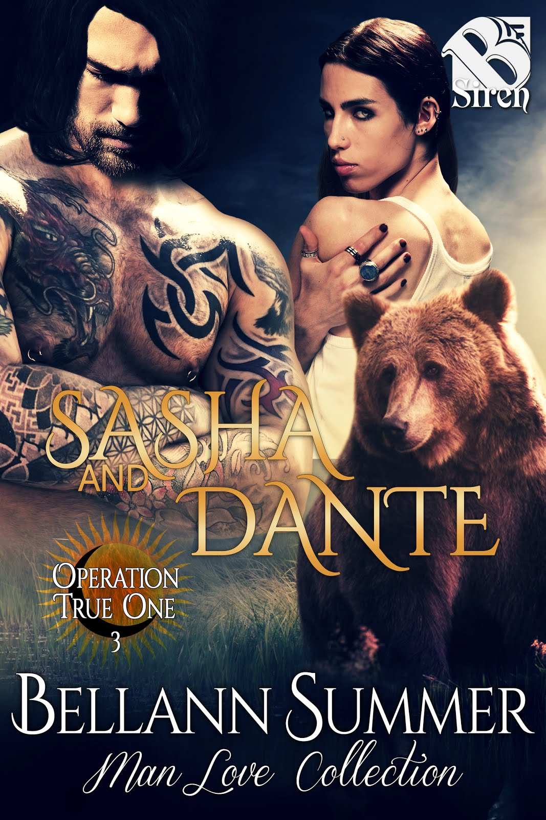 Sasha and Dante