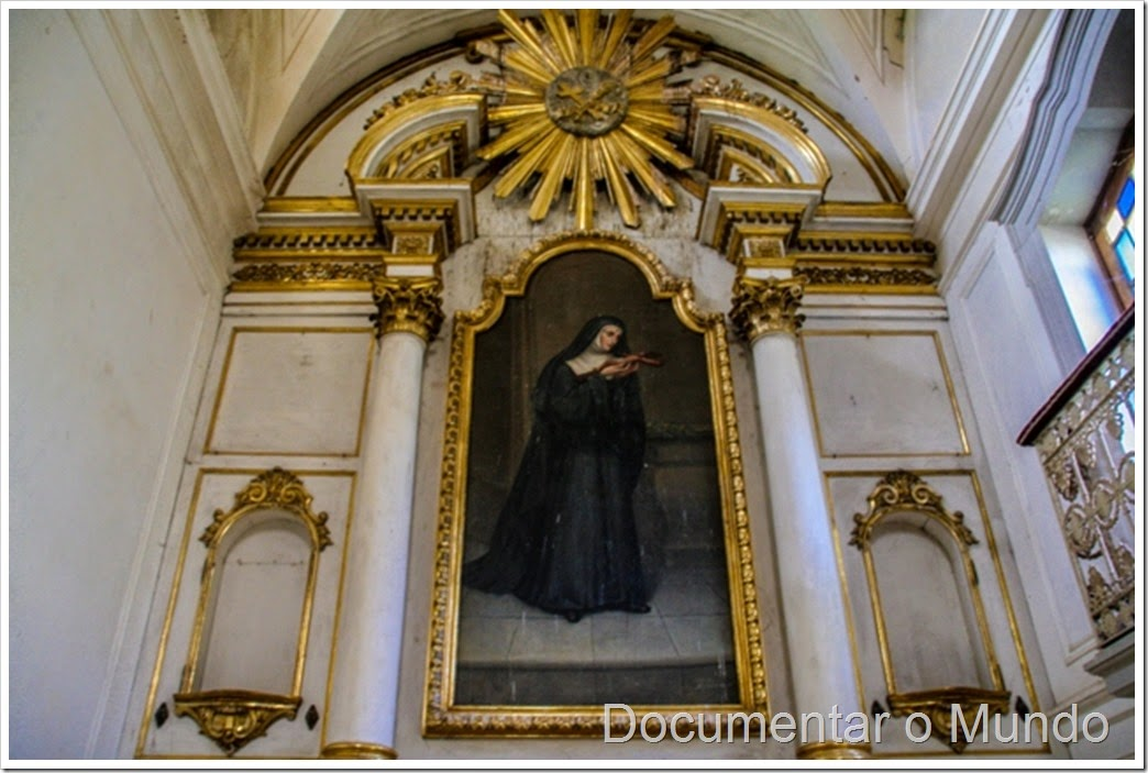 Enoturismo na Quinta do Gradil; Capela da Quinta do Gradil