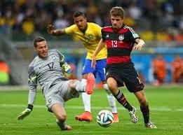 Jerman Belasah Brazil 7-1 Separuh Akhir Piala Dunia 2014
