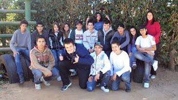 FORMANDOS - 2011