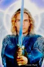 Espada de Luz. Arcanjo Miguel