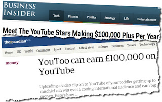 YouTubers Earnings