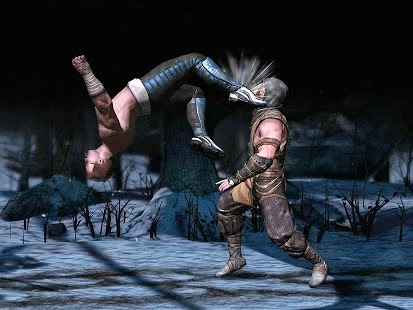 Mortal Kombat X Android APK + Data
