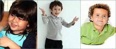 Gaya Rambut Untuk Anak Laki-Laki terbaru
