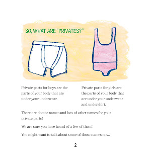 Image result for I Said No! A Kid-to-kid Guide to Keeping Private Parts Private