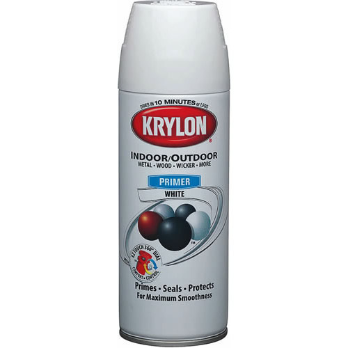 dry and ready for paint krylon paint is amazing the finish is smooth. Black Bedroom Furniture Sets. Home Design Ideas