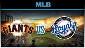 Serie Mundial del Béisbol : Reales de Kansas City vs Gigantes de San Francisco