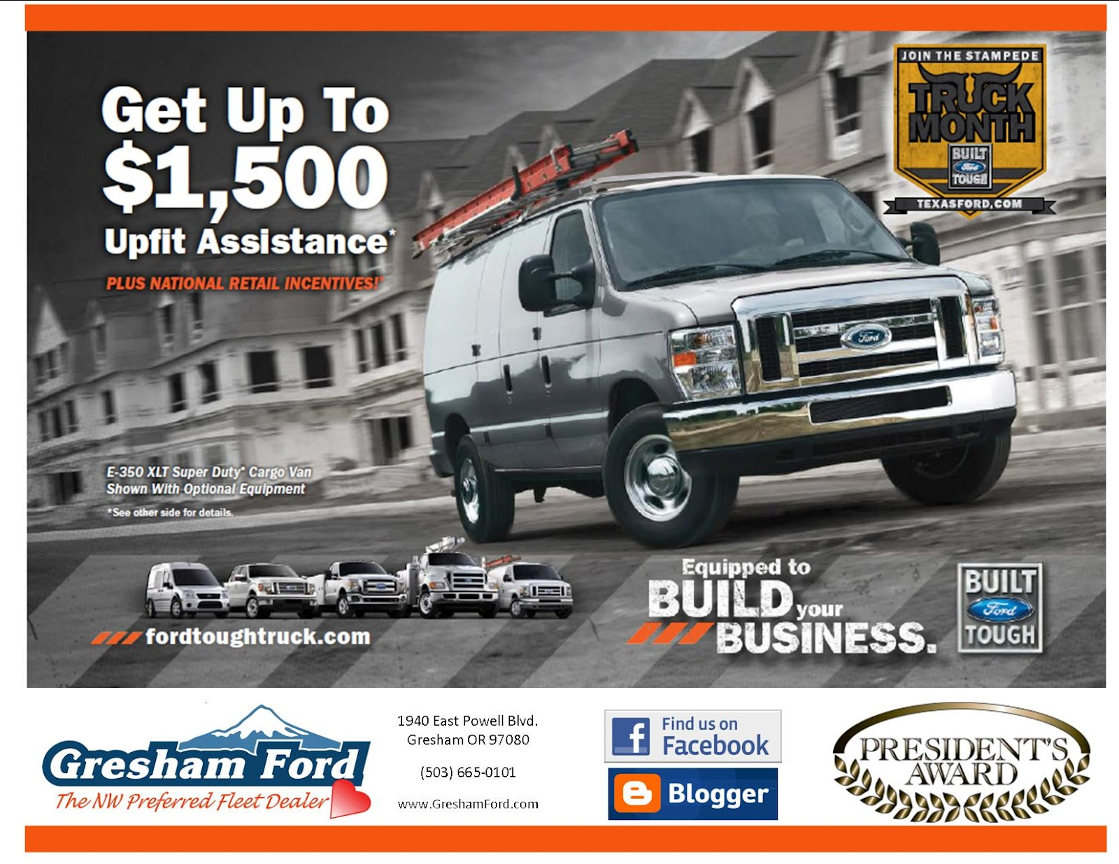Ford truck month rebates for Ford motor company incentives
