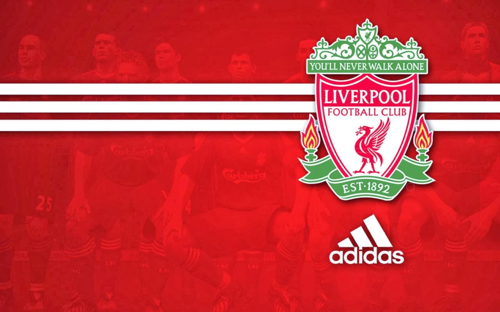 Liverpoo FC Logo adidas