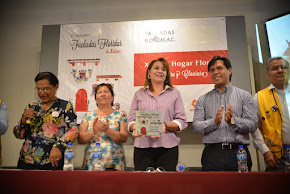 Con gran éxito se realizó el concurso Fachadas Floridas de Xalapa 2016
