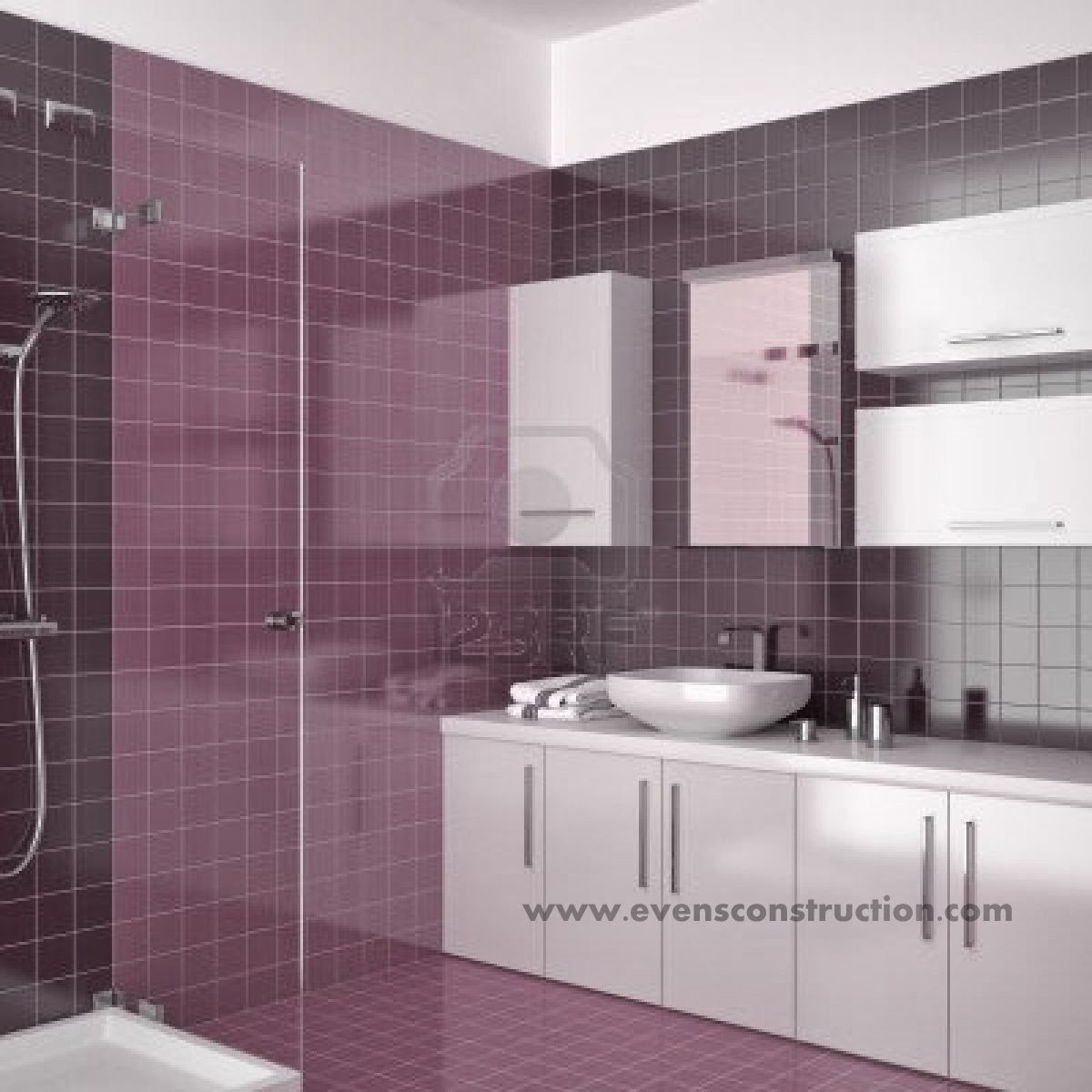 Evens construction pvt ltd bathroom tiles gallery for Carrelage salle de bain tendance 2016