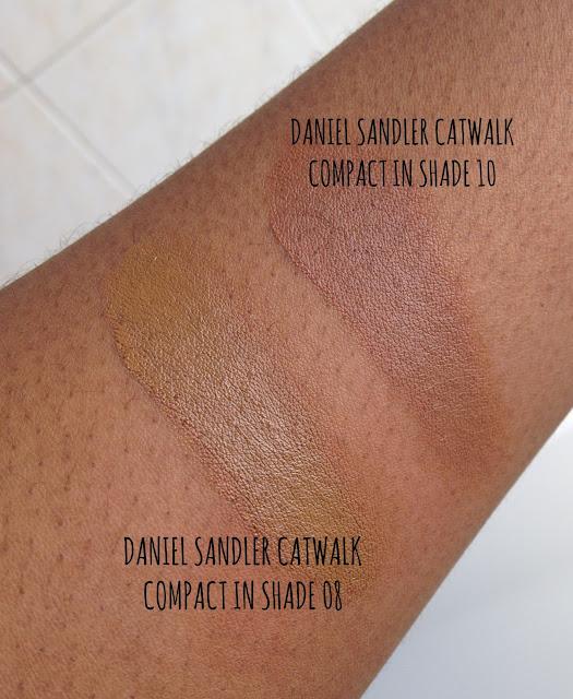 Daniel Sandler Catwalk Compact 8 10