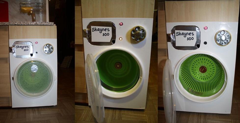 Как покрасить стиральную машину своими руками 17