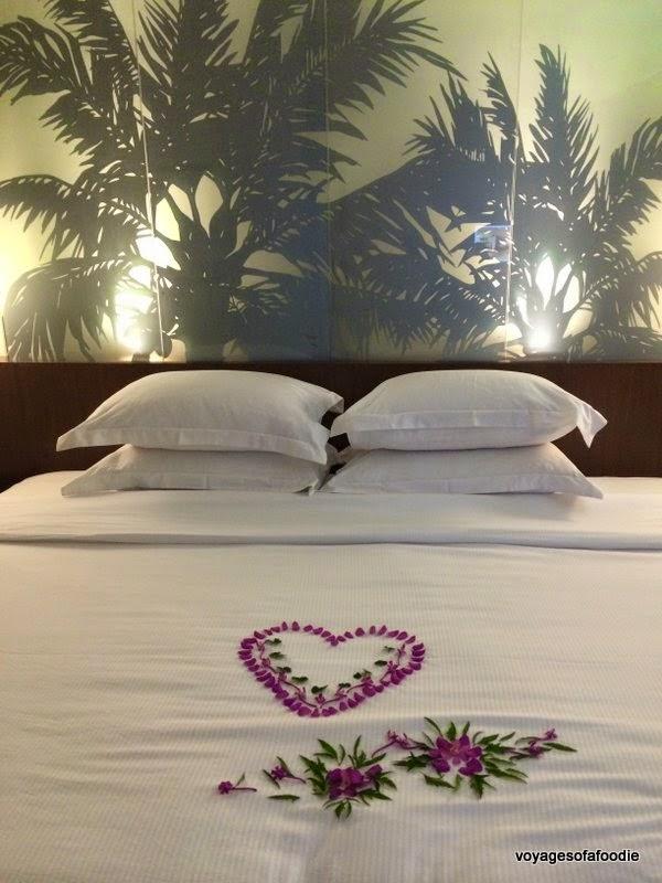 Hilton Arcadia Phuket Honeymoon