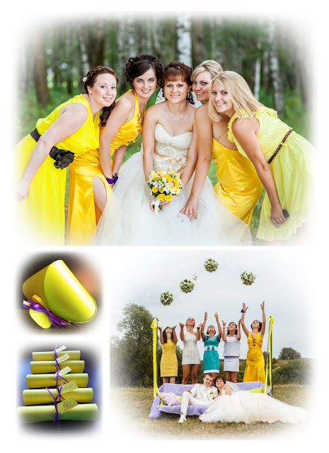 Свадьба в Нижнем Новгороде. Оформление праздников.