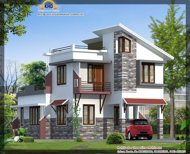 villa design modern title=