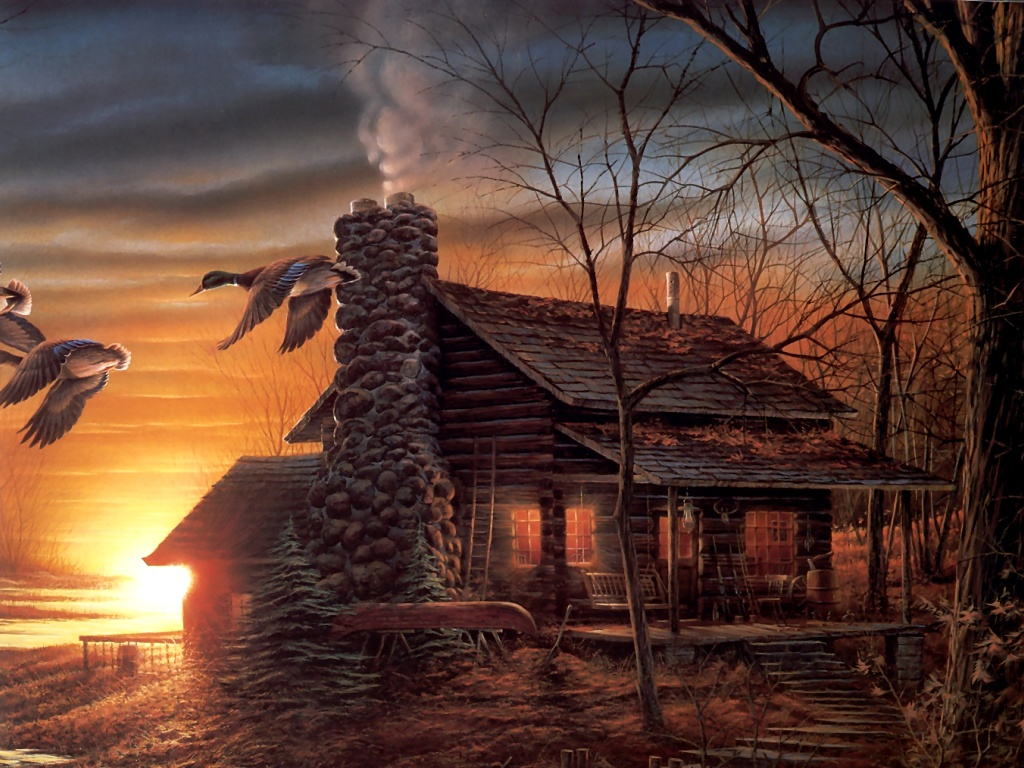Terry Redlin Art Photos Art