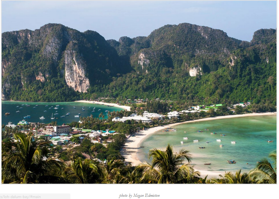 Potters Geography: Koh Phi Phi Koh Finished?