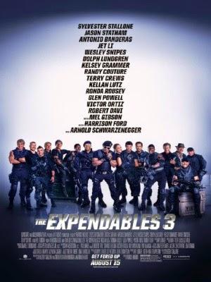 Phim Phiêu Lưu - Hành Động Biệt Đội Đánh Thuê 3 - The Expendables 3 - 2014