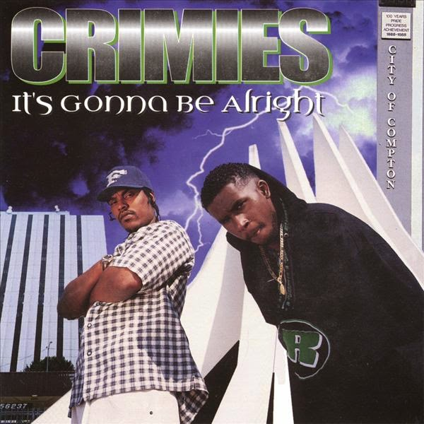Crimies - It's Gonna Be Alright