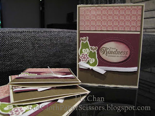 Perfectly Preserved card by Ida Chan Stampin' Up Vancouver