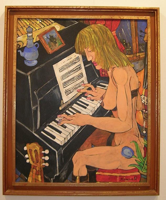 """""""SOLISTA DE PIANO"""""""
