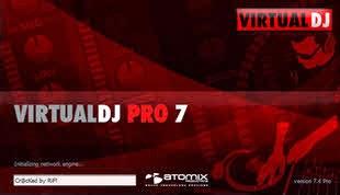 Atomix Virtual DJ Pro 7.4.1