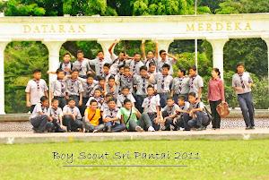Boy Scout Sri Pantai :)