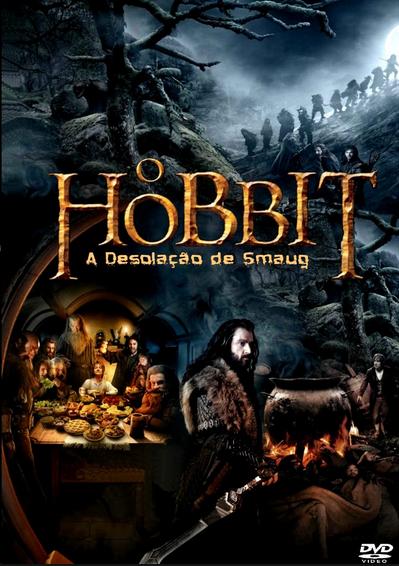 Baixar O Hobbit - A Desolação de Smaug Dublado Legendado