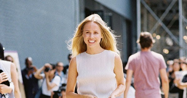 Vanessa jackman new york fashion week ss 2015 elin
