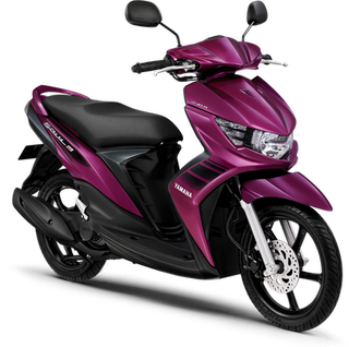 mio soul GT deep purple